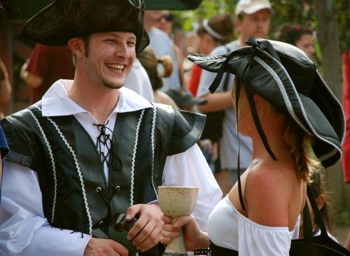 couple pirates male