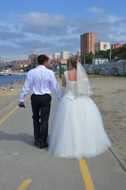 couple love wedding