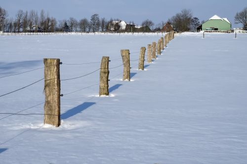 coupling field fence