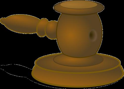 court judge law