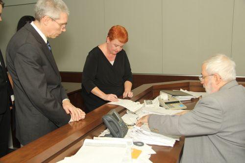 court civil ceremony