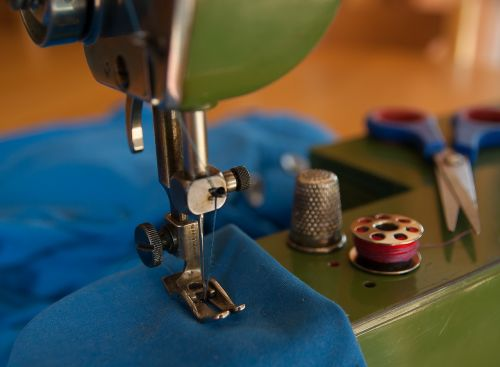 couture sewing machine thimble