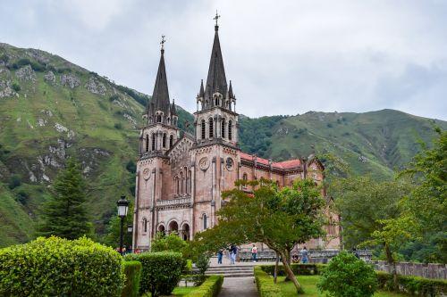 covadonga basilica cult