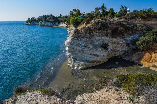 cove beach rock