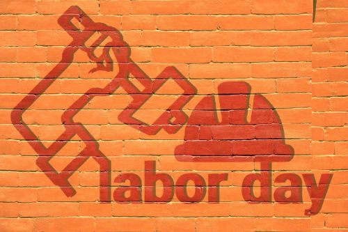 cover labor day worker