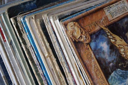 cover  album  discs vinyl