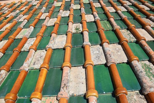 coverage  old  tiles