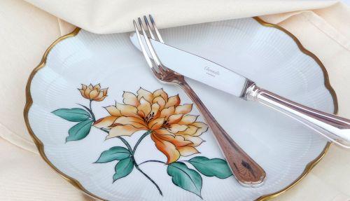 covered fork knife