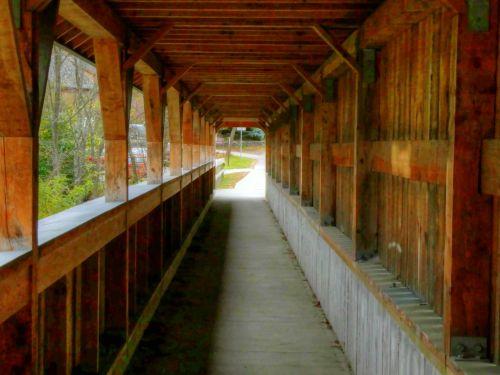 Covered Sidewalk