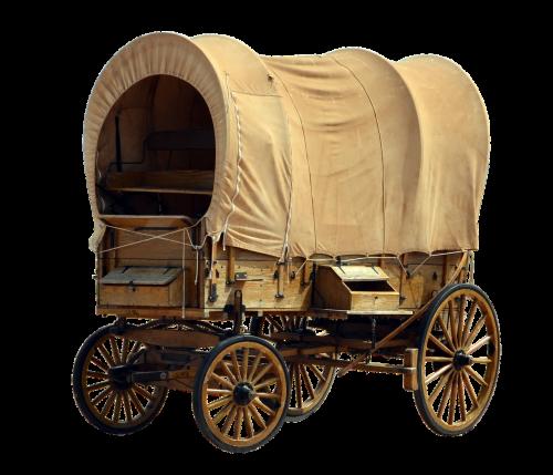 covered wagon usa america