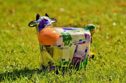 cow save money