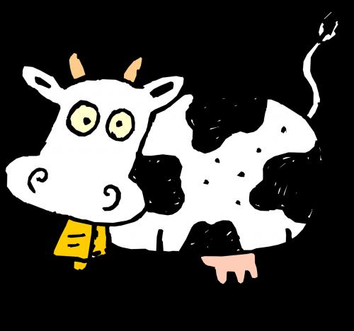 cow bell horns