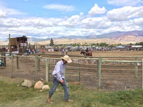 cowboy rodeo winthrop