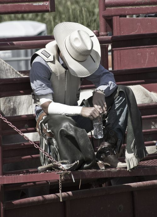 cowboy rodeo western