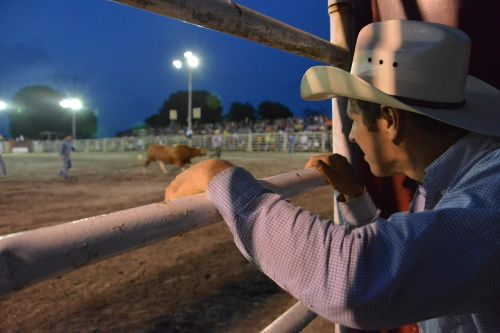 cowboy rodeo hat