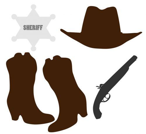 cowboy boots cowboy hat boots