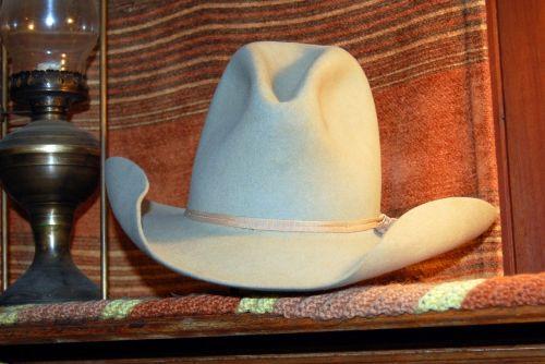 cowboy hat stetson vintage