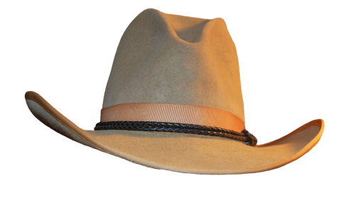 cowboy hat hat hutkrempe