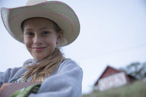 cowgirl  hat  western