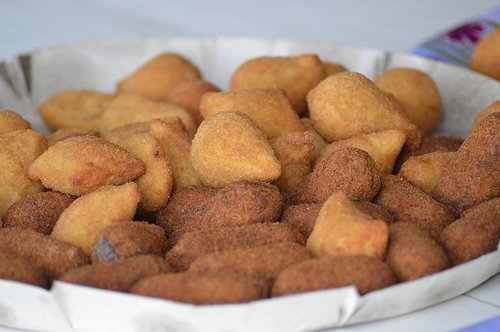 coxinha  food  chicken