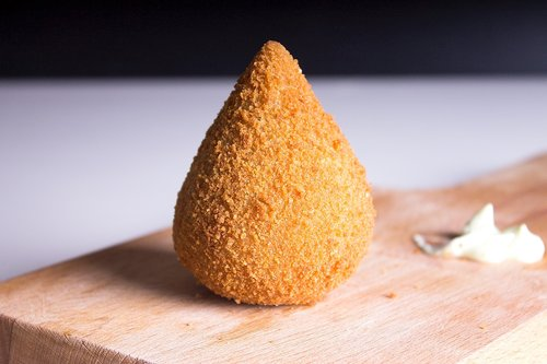 coxinha  salted  party