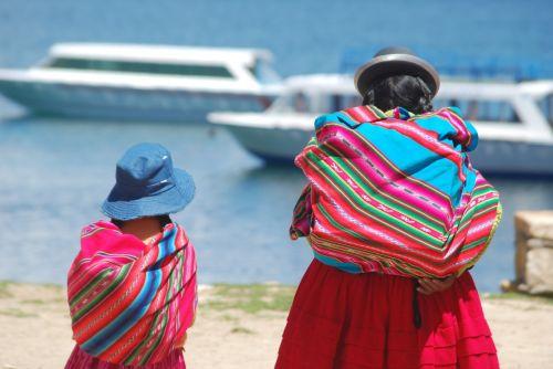 coya colla cholitas