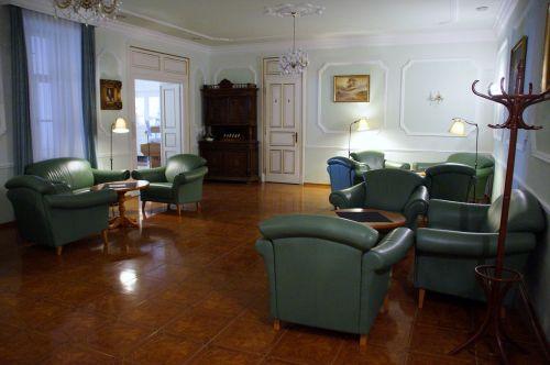 cozy room hall