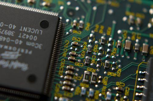 cpu chip semiconductor