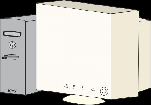 cpu box computer tower