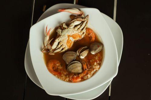 crab dish campeche