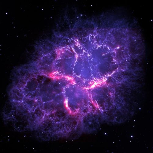crab nebula space m1