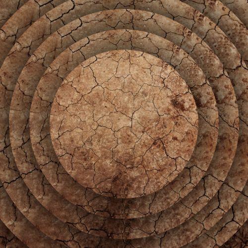 Cracked Earth Discs