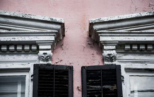 cracks building wall