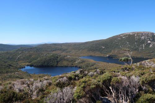 cradle mountain tasmania wilderness