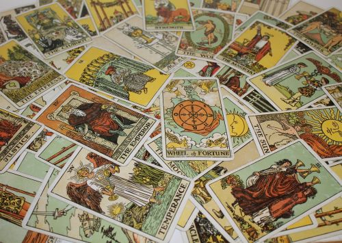 craft tarot divination