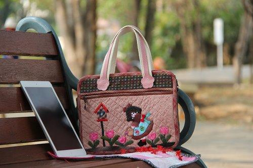 craft  quilt  handbag