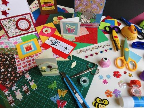 craft  paper craft  card making
