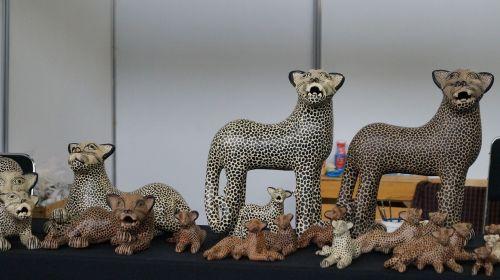 crafts jaguars mexico