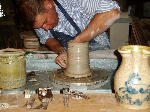craftsman potter pottery