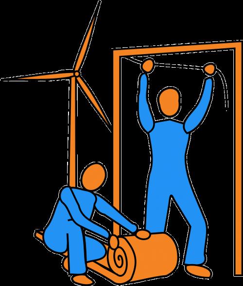 craftsmen worker work