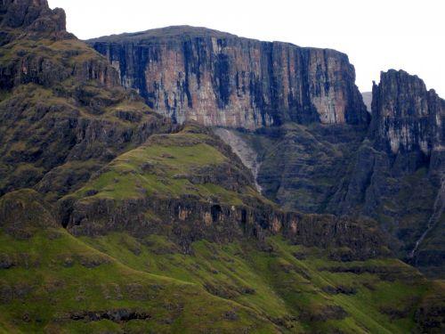 Craggy Mountain, Drakensberg