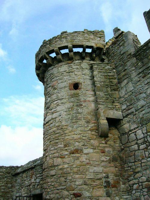 craigmillar castle edinburgh scottish castle