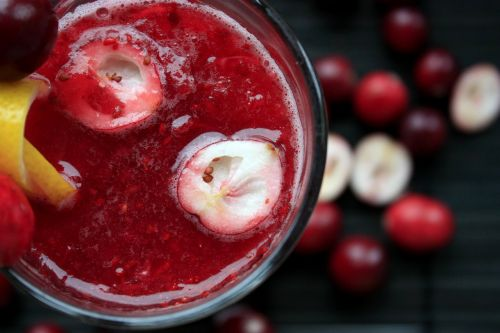 cranberries cocktail berry