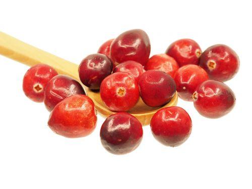 cranberry spoon fruit