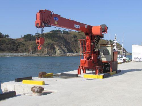 crane coastal battery