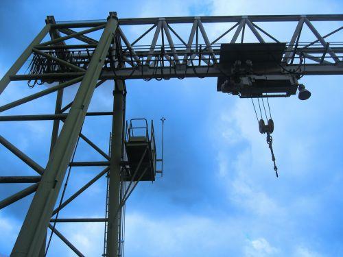 crane lifting crane construction