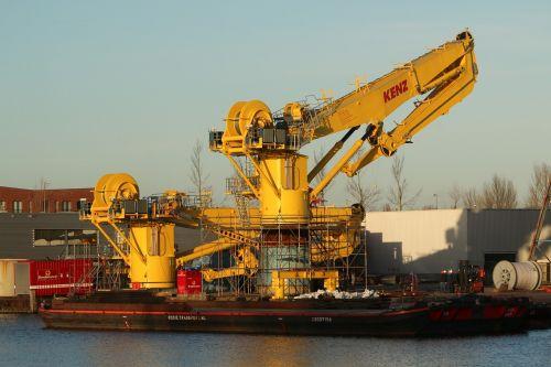 crane faucet construction sector