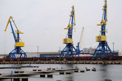 crane port cranes