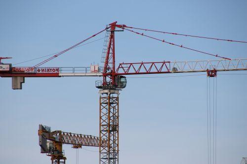 crane construction lift