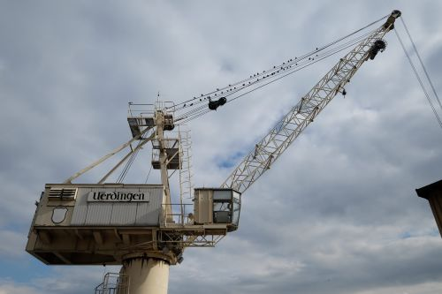 crane port krefeld